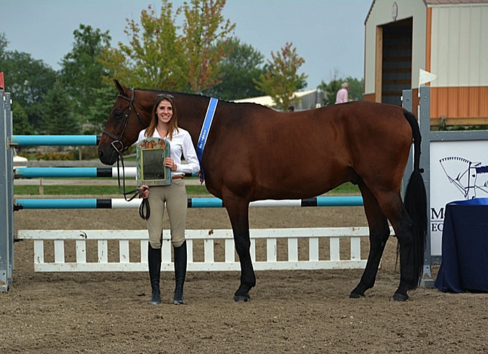 not just for babies  hunter breeding preps owners for future performance goals